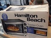 HAMILTON BEACH Toaster Oven TOASTER OVEN 31408